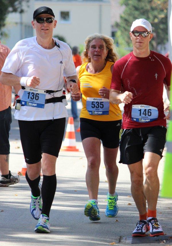 17. ebm-papst Marathon in Niedernhall