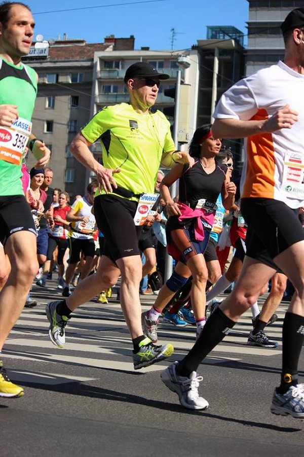 30. Vienna City Marathon