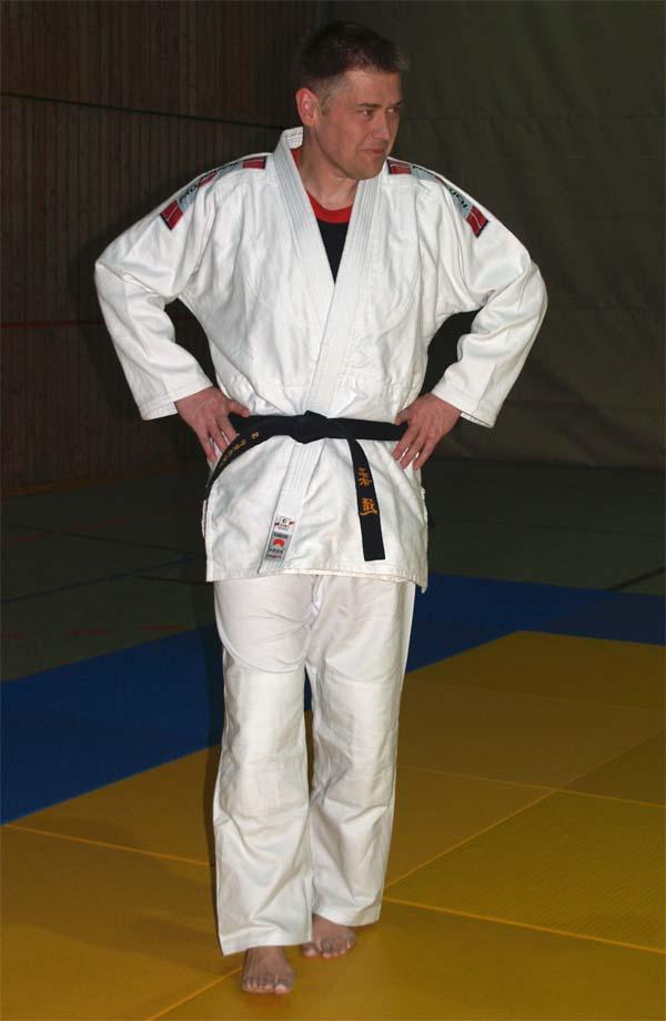 Steffen Frank Judoabteilung TV Niederstetten