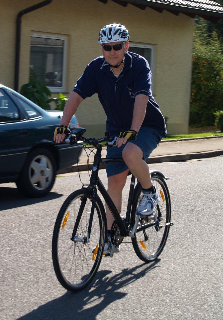 Hobby Radfahren Steffen Frank