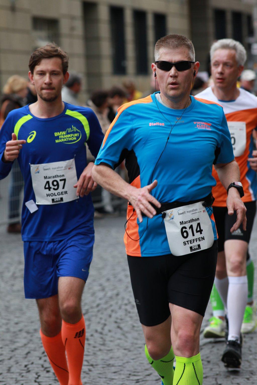 ca. km 18 - iWelt Marathon Würzburg