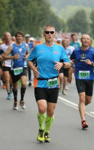 Streckenaufnahme 19. ebm-papst Marathon