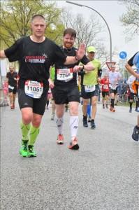 km 39,5 - Haspa Marathon Hamburg