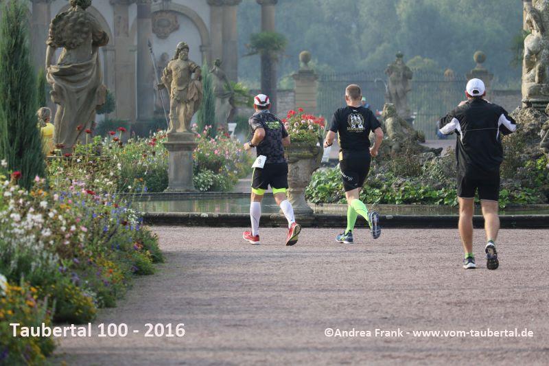 Schlosspark Weikersheim - immer wieder sehenswert