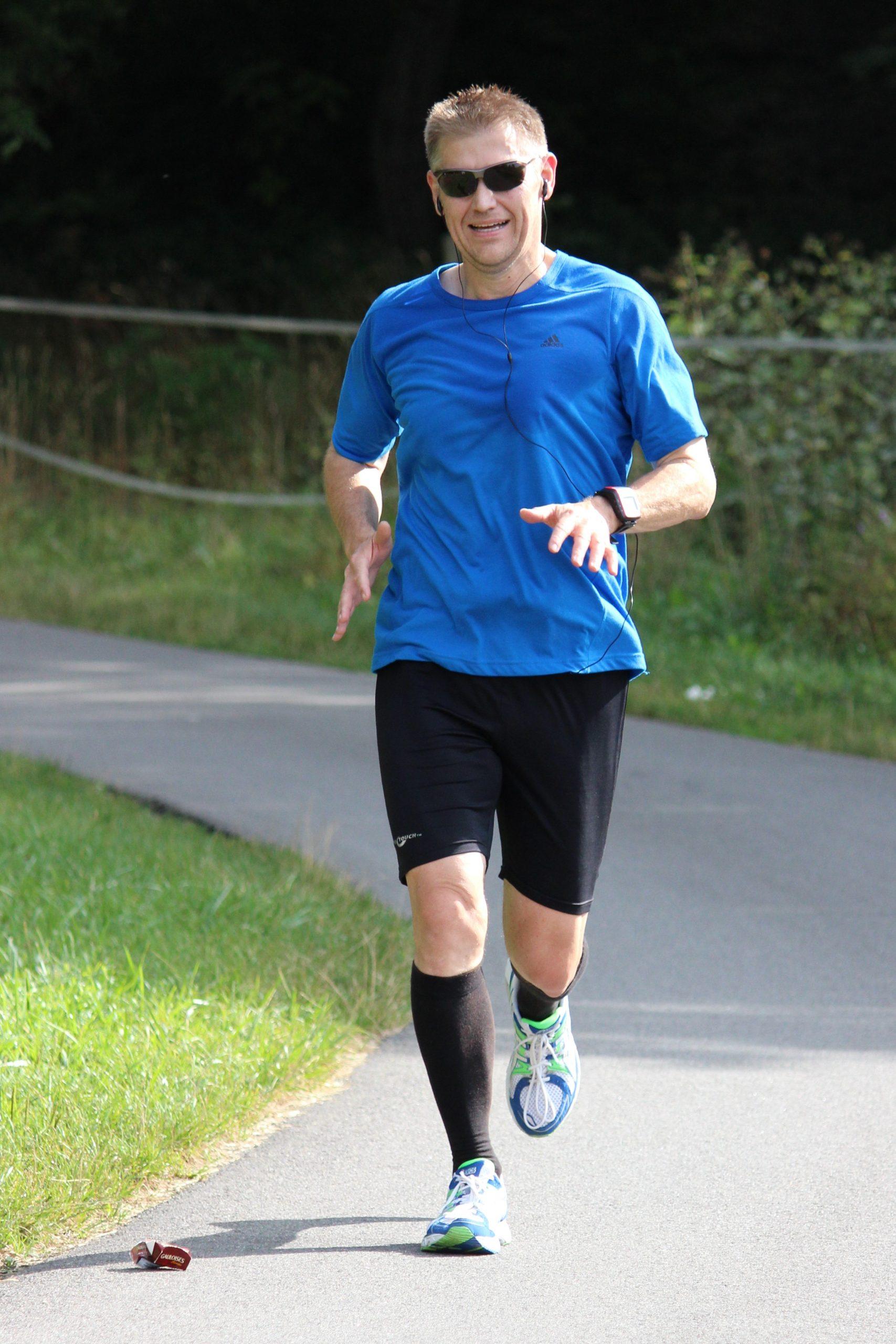 Laufen kann jeder